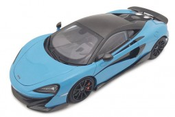 McLaren 600LT 2018 - LCD Models Escala 1:18 (LCD18006BU)
