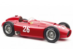 FERRARI D50 Long Nose 2nd Monza World Champion 1956 Fangio - CMC Scale 1:18 (M-183)