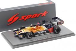 SHADOW DN9 Practice Monaco GP 1979 J. Lammers - Spark Models Escala 1:43 (s7373)
