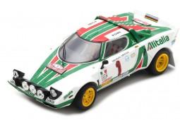 LANCIA Stratos HF Winner Rally MonteCarlo 1977 S. Munari / S. Maiga - Spark Scale 1:43 (s9090)
