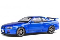 NISSAN Skyline GT-R (R34) 1992 - Solido Scale 1:18 (S1804301)