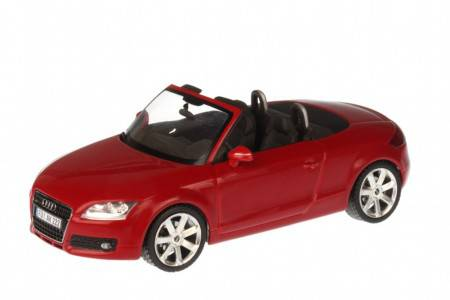 AUDI TT Roadster - 2008