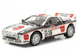 LANCIA 037 3rd Rally Costa Smeralda 1983 Cunico / Bartolich - Kyosho Escala 1:18 (08306C)