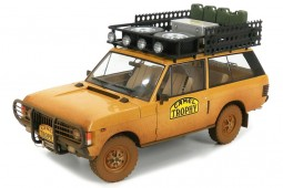 Land Rover RANGE ROVER Camel Trophy Papua New Guinea 1982 Dirty Version - Almost Real Escala 1:18 (ALM810110)