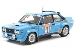 FIAT 131 Abarth Rally San Remo 1980 A. Bettega / A. Bernacchini - Kyosho Escala 1:18 (08376C)