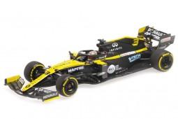 RENAULT RS20 Formula 1 2020 Daniel Ricciardo - Minichamps Escala 1:43 (417200003)