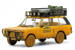 Land Rover RANGE ROVER Camel Trophy Papua New Guinea 1982 Dirty Version - Almost Real Scale 1:43 (ALM410110)