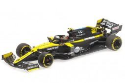 RENAULT RS20 GP Austria 2020 Esteban Ocon - Minichamps Escala 1:43 (417200131)