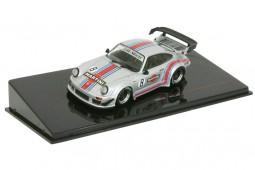 PORSCHE 911 (930) RWB Martini Silver - Ixo Models Scale 1:43 (MOC206)