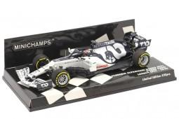 ALPHA TAURI AT01 Honda Formula 1 2020 P. Gasly - Minichamps Escala 1:43 (417200010)
