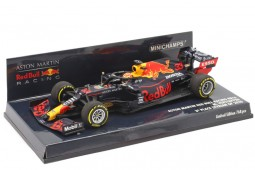 RED BULL RB16 Honda 3rd GP Styria 2020 M. Verstappen - Minichamps Escala 1:43 (410200233)