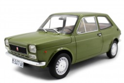 SEAT 127 1971 Green - Laudoracing Scale 1:18 (LM129C-SE)