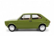 SEAT 127 1971 Green - Laudoracing Scale 1:18 (LM129C-SE)