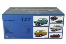 SEAT 127 1971 Verde - Laudoracing Escala 1:18 (LM129C-SE)