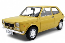 SEAT 127 1971 Yellow - Laudoracing Scale 1:18 (LM129E-SE)