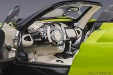 PAGANI Huayra Roadster 2017 - AutoArt Escala 1:18 (78288)