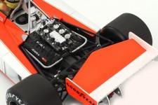 McLaren M23 Campeon del Mundo F1 1976 James Hunt - Minichamps Escala 1:18 (186760011)