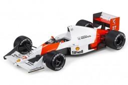 McLaren MP4/5B 1990 F1 World Champion 1990 A. Senna - GP Replicas Scale 1:18 (GP34A)