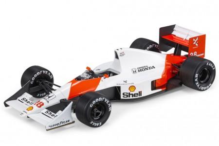 McLaren MP4/5B 1990 Gerard Berger - GP Replicas Scale 1:18 (GP34B)