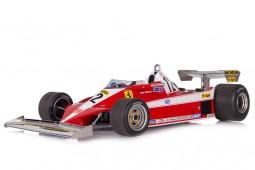 FERRARI 312T3 Formula 1 1978 Gilles Villeneuve - GP Replicas Scale 1:18 (GP37B)