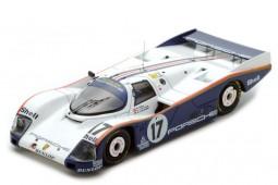 PORSCHE 962 Winner 24h Le Mans 1987 Bell / Stuck / Holbert - Spark Scale 1:43 (43LM87)