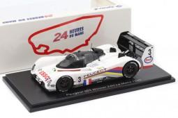 PEUGEOT 905 Winner 24h Le Mans 1993 Helary / Bouchut / Brabham - Spark Scale 1:43 (43LM93)