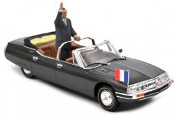 CITROEN SM Presidential 1981-1985 Mitterrand - Norev Scale 1:43 (158705)