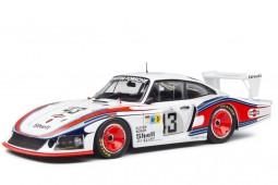 PORSCHE 935/78 Moby Dick 24h Le Mans 1978 M. Schurti / R. Stommelen - Solido Scale 1:18 (S1805401)