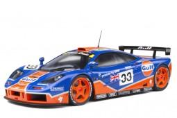 McLaren F1 GTR 24h LeMans 1996 J.J. Lehto / J. Weaver / R. Bellm - Solido Escala 1:18 (S1804101)