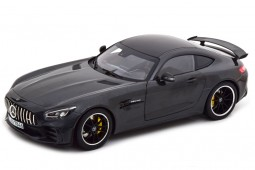 MERCEDES-Benz GT-R AMG V8 Biturbo C190 2019 Dark Grey Metallic - Norev Scale 1:18 (183742)