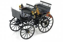 DAIMLER Motorkutsche - 1886
