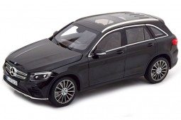 MERCEDEDS-Benz GLC 2015 Black - Norev Scale 1:18 (183791)