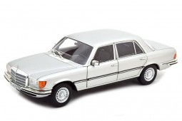 MERCEDES-Benz 450 SEL 6.9 W116 1976 Silver - Norev Scale 1:18 (183785)