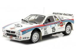 LANCIA 037 Rally Acropolis 1983 A. Bettega / M. Perissinot - Ixo Scale 1:18 (18RMC054C)