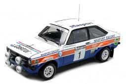 FORD Escort RS1800 Winner Rally New Zeland 1979 Mikkola / Hertz - SunStar Scale 1:18 (4850)