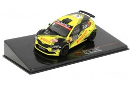 SKODA Fabia R5 Rally Montecarlo 2020 Munster / Louka - Ixo Models Escala 1:43 (RAM749)