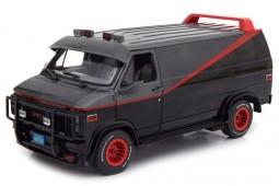 """GMC Vandura Van """"Equipo A"""" 1983 - Greenlight Escala 1:18 (13521)"""