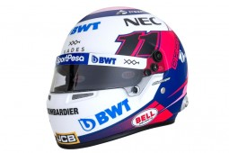 BELL HELMET Sergio Perez Racing Point 2019 - Bell Scale 1:2 (4100015)