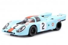 PORSCHE 917K Winner 24h Daytona 1970 Rodriguez / Kinnunen / Redman - CMR Scale 1:18 (CMR130)