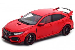 HONDA Civic Type R (FK8) 2017 Red - LCD Models Scale 1:18 (LCD18005RE)