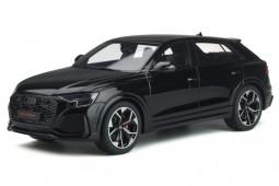 AUDI Q8 RS 2020 Night Black - GT Spirit Scale 1:18 (GT305)