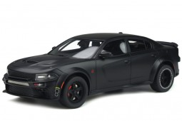 DODGE Charger SRT Hellcat Widebody 2019 - GT Spirit Scale 1:18 (GT301)