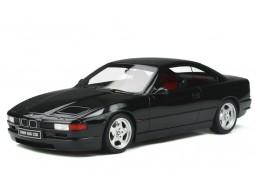 BMW 850 CSI 1989 Black - Otto Mobile Scale 1:18 (OT904)