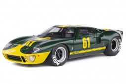 FORD GT40 MKI Racing Custom 1968 - Solido Scale 1:18 (S1803004)