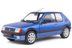 PEUGEOT 205 GTi 1.9L Mk I 1988 - Solido Scale 1:18 (S1801708)