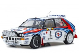 LANCIA Delta HF Integrale Evo Winner Rally MonteCarlo 1992 D. Auriol / B. Occelli - Kyosho Scale 1:18 (08348A)