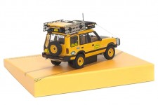 LAND ROVER Discovery Camel Trophy Kalimanta 1996 - Almost Real Escala 1:43 (ALM410410)
