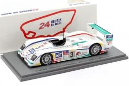 AUDI R8 Winner 24h LeMans 2005 Lehto / Werner / Kristensen - Spark Scale 1:43 (43LM05)