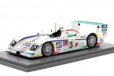 AUDI R8 Ganador 24h LeMans 2005 Lehto / Werner / Kristensen - Spark Escala 1:43 (43LM05)