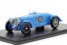 DELAHAYE 135 CS Ganador 24h LeMans 1938 Chaboud / Tremoulet - Spark Escala 1:43 (43LM38)